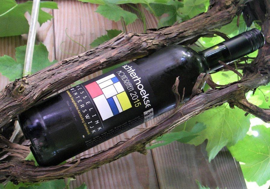 mondriaan wijn